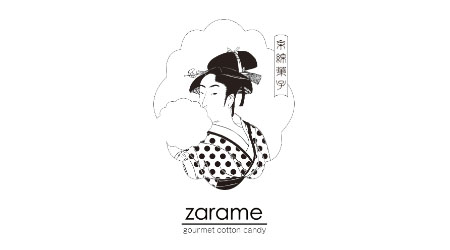 zarame -gourmet cotton candy-